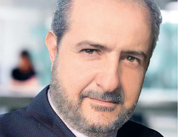 Ramzi Saboury, directeur commercial de areeba. Paiement électronique et e-commerce